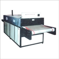 Semi-Automatic Single Color T- Shirt Curing Machine, For Printing Industry, 380 V