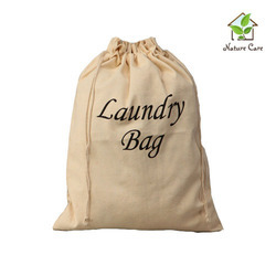 Cotton Canvas Laundry Bags