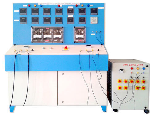 Study Of Characteristics Of Over Current Relay Alfa Electricals - Current relay characteristics