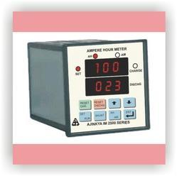 Ampere Hour Meter with Dual Charge
