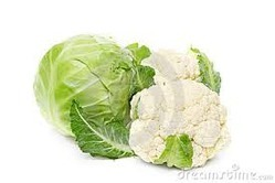 Cabbage & Cauliflower