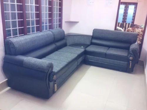 Corner Sofa Set At 27000 Only