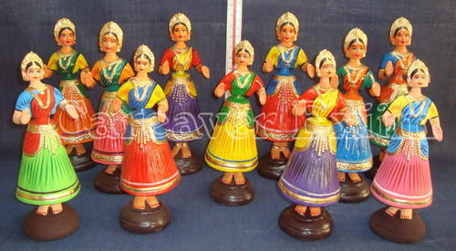 Thanjavur Dancing Dolls - View Specifications & Details of