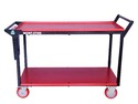 Heavy Duty Tray Trolley with 2 Tray