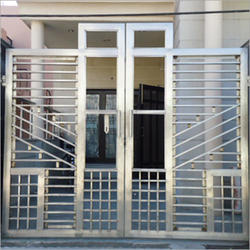 Grills And Gates Stainless Steel Gate Manufacturer From