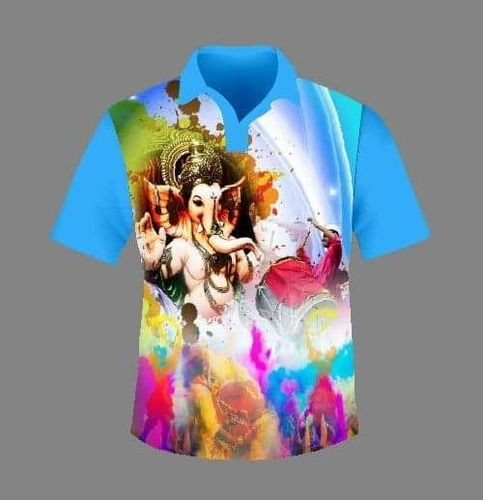 80264e62d Ganapathi T Shirts at Rs 250  piece(s)