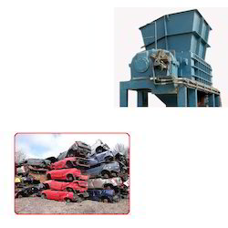 Turning Crusher for Automobile Industry
