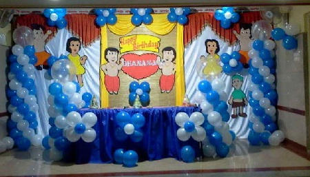 Balloon Decorations For Events in Katraj Pune ID 9344895148