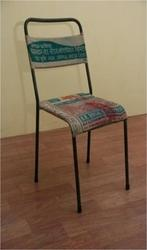 Iron Recycled Chair