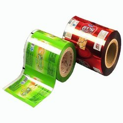 LDPE Printed Laminated Film Roll