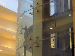 Godrej Tuffen Glass Fitting