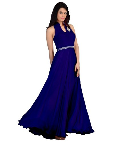 A Beautiful Gown at Rs 2199 /ounce | Long Gowns | ID: 9930196288