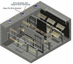 Flocculation Vertical Shaft Flocculators Service