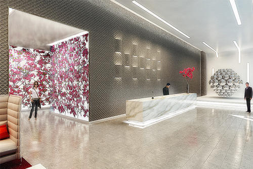 DLF Magnolia Interior Design