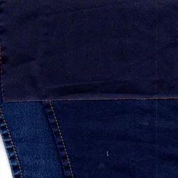 9.00 Cotton Poly Lycra Denim Fabric