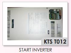 Tsudakoma Start Inverter