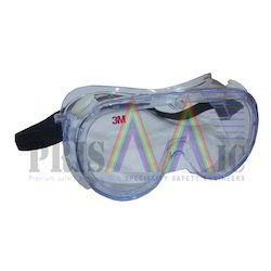Female Chemical Splash Goggles
