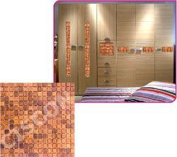 Wooden Mosaic Tiles