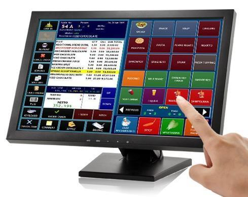 Touch Screen Monitor Screen Size 19 Quot 22 9 Quot Rs 11000
