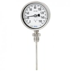 WIKA Temperature Gauge