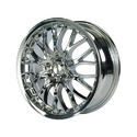 Chrome Alloy Wheels