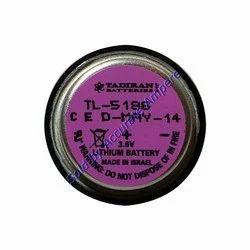 Tadiran Tl 5186 Coin Cell 3.6v Lithium Battery