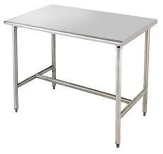 Stainless Steel Industrial Table
