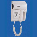 Wall Mounted Hair Dryers