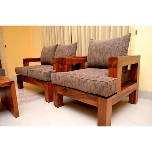 Teakwood sofa adorable teak wood sofa set online bangalore for Wood furniture design sofa set