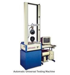 Automatic Universal Testing Machine