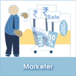 Marketer Media Services