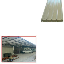 FRP Sheets for Car Parking Sheds