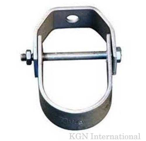 Pipe Clamps - Clevis Clamp Exporter from Delhi
