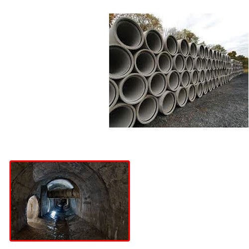 RCC Pipe for Sewer