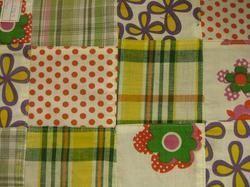 Patch Work Fabric