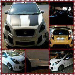 Chevrolet Beat Body Kit