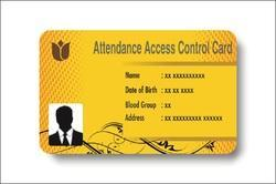 Attendance Access Control Card