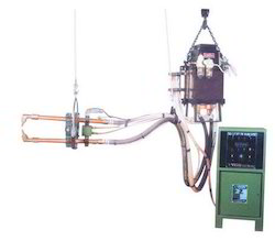 Portable Suspension Spot Welding Machine