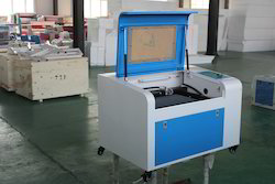 Portable Laser Fabric Cutting Machine