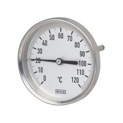 Wika Temperature Gauge  (100 mm dial)