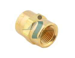 Brass Female Coupling-NPT