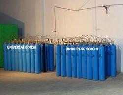 Cylinder Filling System Oxygen Plant