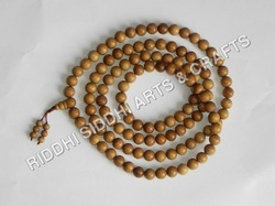 Sandalwood Religious Necklace & Sandalwood Mala