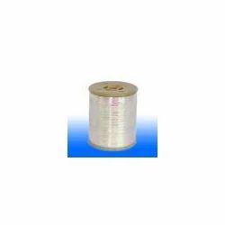 Pure Silver Mettalic Yarn