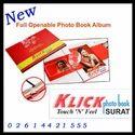 Full Openable Photo Book Album Printing