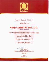 Quality Certificates