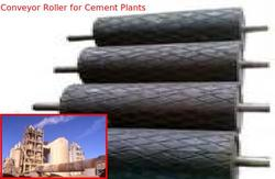 Conveyor Roller for Cement Plants