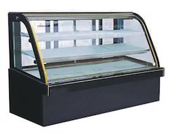 Cookman Stainless Steel Cake Display Counter