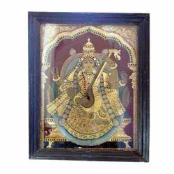 Saraswati Painting