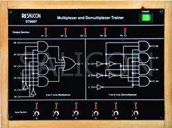 Multiplexer & Demultiplexer Trainer-ST8607